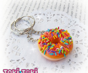 best friends, donut, and etsy image