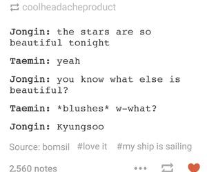 exo, funny, and kim image