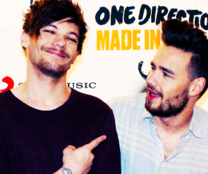 lilo, 1d, and one direction image