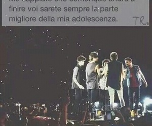 one direction and frasi image