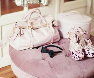 bag, fashion, and lepillow image