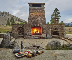 dream home, fireplace, and for sale image