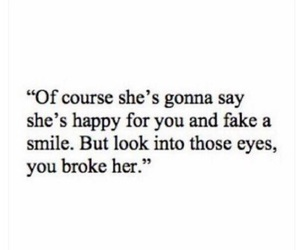 quotes, sad, and broken image