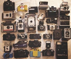 beautiful, cameras, and cool image