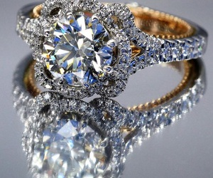 beautiful, rich, and ring image