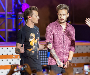 louis tomlinson, one direction, and lilo image