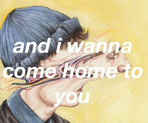 troye sivan, quotes, and art image