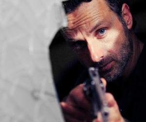 the walking dead, andrew lincoln, and twd image