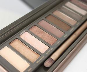 make up, makeup, and urban decay image