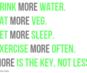 fitness, water, and more image