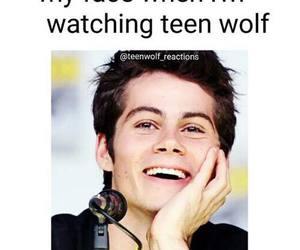 teen wolf, stiles stilinski, and dylan obrien image