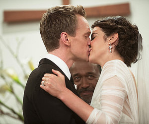 how i met your mother, wedding, and love image