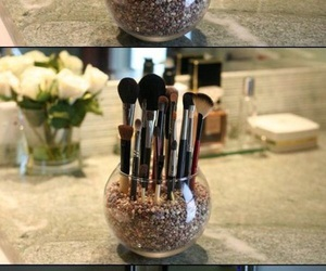 Brushes, diy, and home image