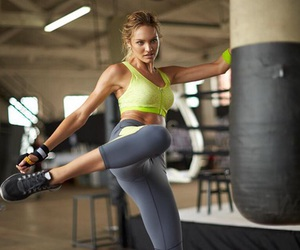 fitness, fit, and workout image