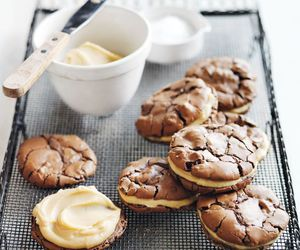 Cookies, cream, and chocolate image