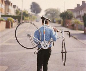 bike, style, and bycicle image