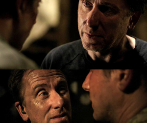 Tim Roth, cal lightman, and lie to me image