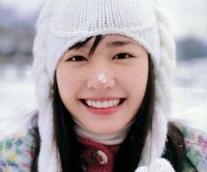 actress, aragaki yui, and winter image