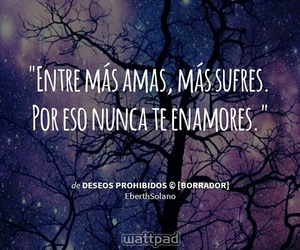 amor, sufrimiento, and frases image