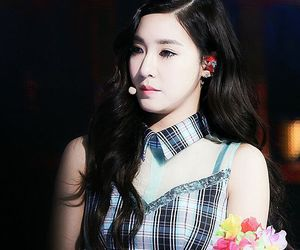 snsd, pink princess, and tiffany hwang image
