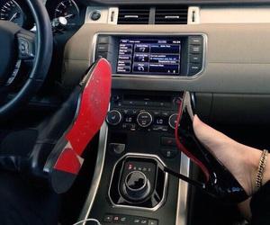couple, luxury, and car image