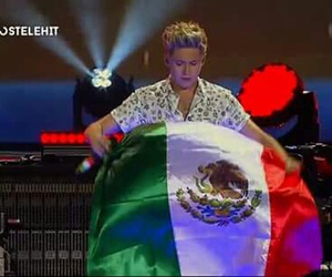 mexico, niall horan, and one direction image