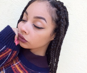 braids and cute+ image
