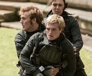 the hunger games, finnick, and mockingjay image