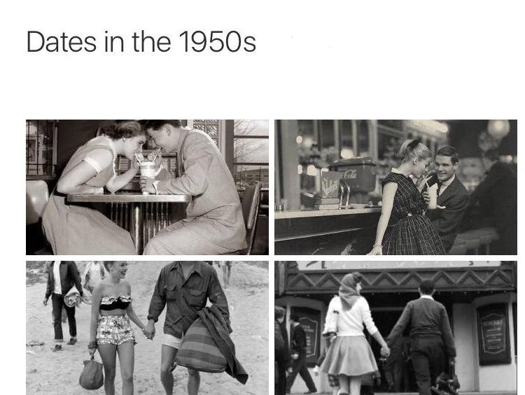 50s dating UCLA homofil dating