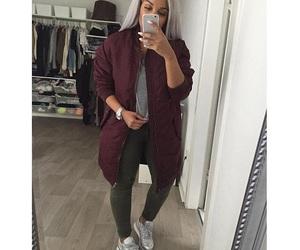adidas, braid, and fashion image