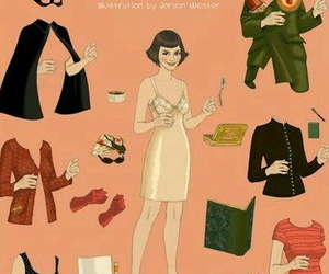 amelie poulain, cute, and movie image