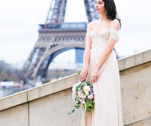 dress, france, and paris image