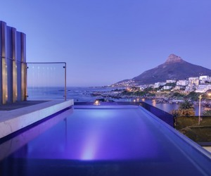 pool, amazing, and cape town image