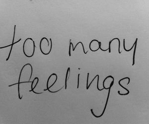 feelings, quotes, and sad image