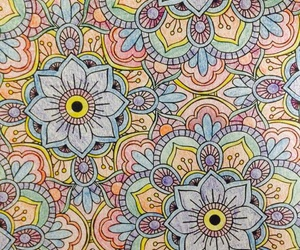 art, colorful, and girly image