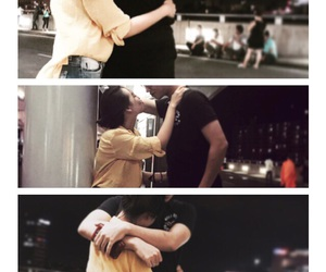couple, lov, and lo image