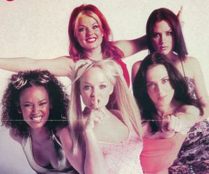 90's, 90s, and spice girls image