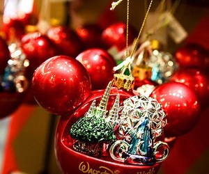 christmas, disney, and decoration image