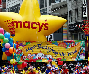 thanksgiving day, thanksgiving day parade, and macys day parade image