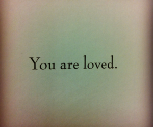 loved, love, and quote image