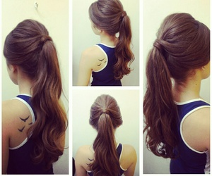 cabelo, hair, and inspiration image