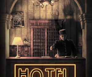 hotel, american horror story, and ahs image