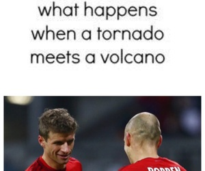 football, funny, and muller image