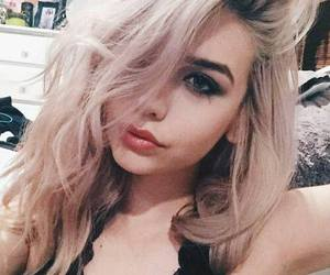 girl, amanda steele, and hair image