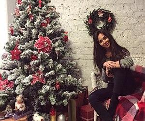 christmas, winter, and beauty image