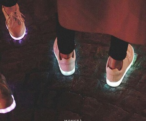 monsta, fashion, and shoes image