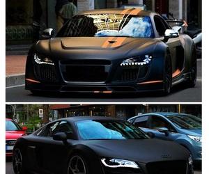 black, audi, and car image