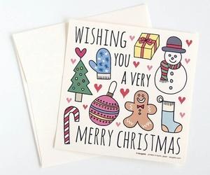christmas, diy, and merry image