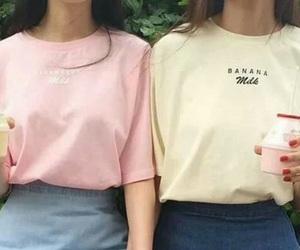 pink, pastel, and milk image