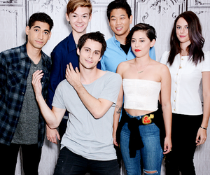 KAYA SCODELARIO, newt, and dylan o'brien image